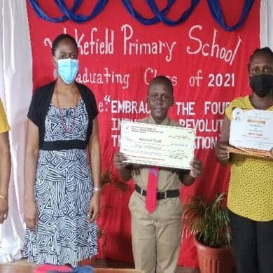 CHEETAH Does More for Students in Jamaica